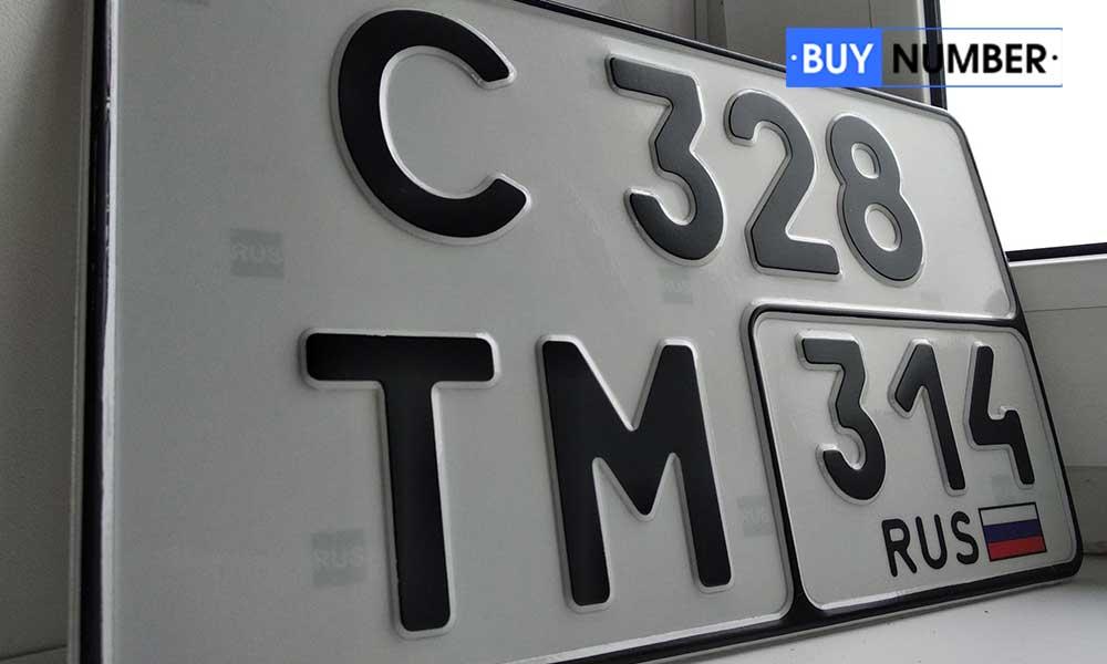 Стоимость полной замены номеров автомашины в с петербурге