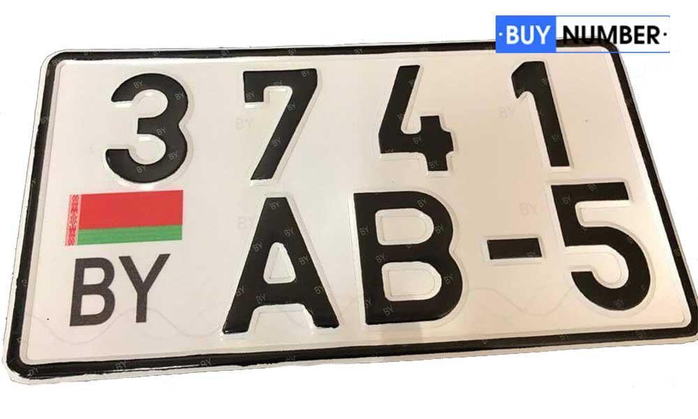 Дубликаты Белорусских номеров для мотоциклов