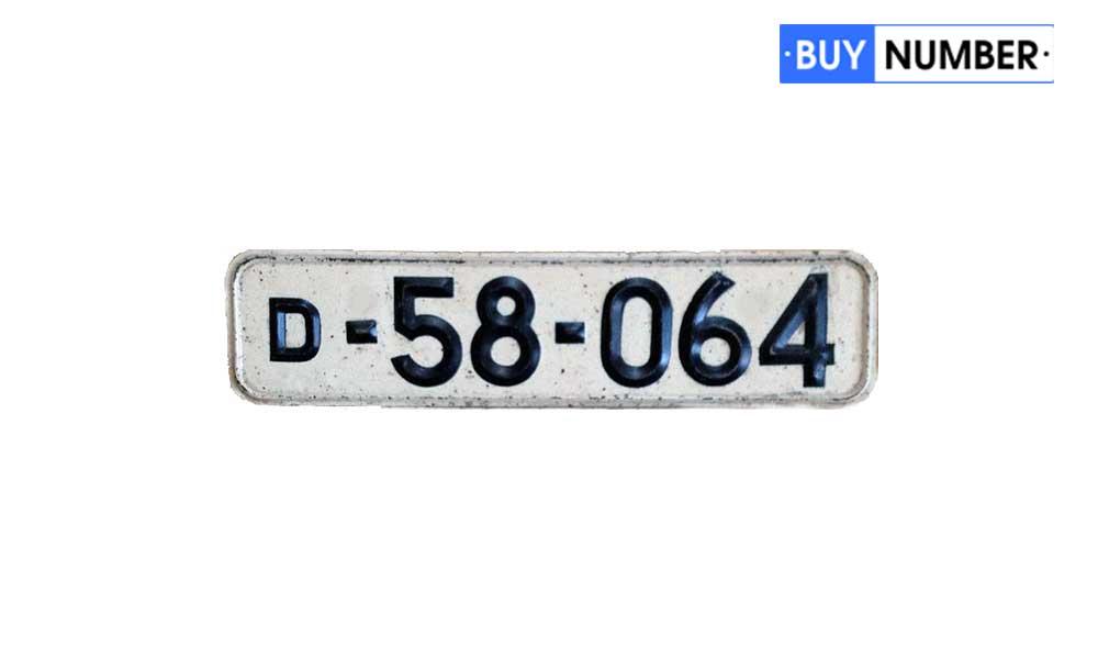 Дипломатические дубликаты номерных регистрационных гос знаков посола России (страны,области или компании) образец 1967 года