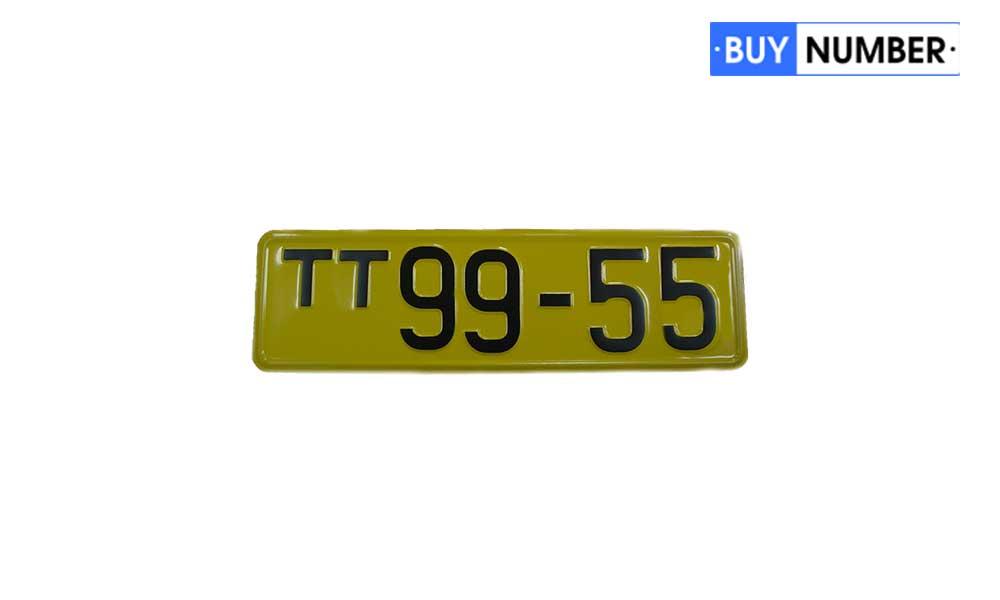 Дубликаты номерных знаков СССР на такси тип 1949-1959 годов